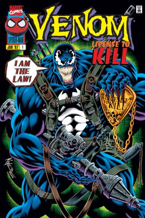 Venom: License to Kill #1