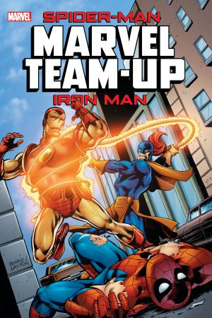 Spider-Man/Iron Man: Marvel Team-Up (Trade Paperback)