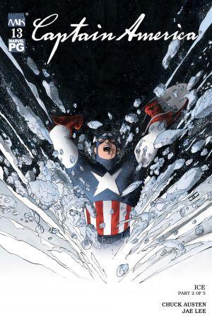 Captain America (2002) #13