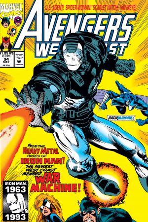 West Coast Avengers #94