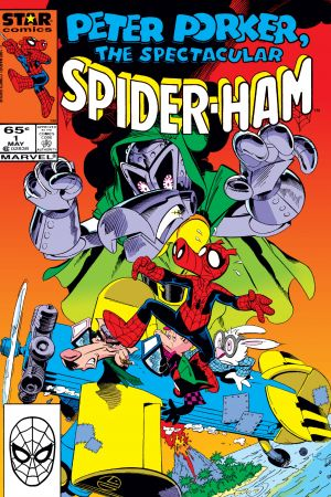 Peter Porker, the Spectacular Spider-Ham #1