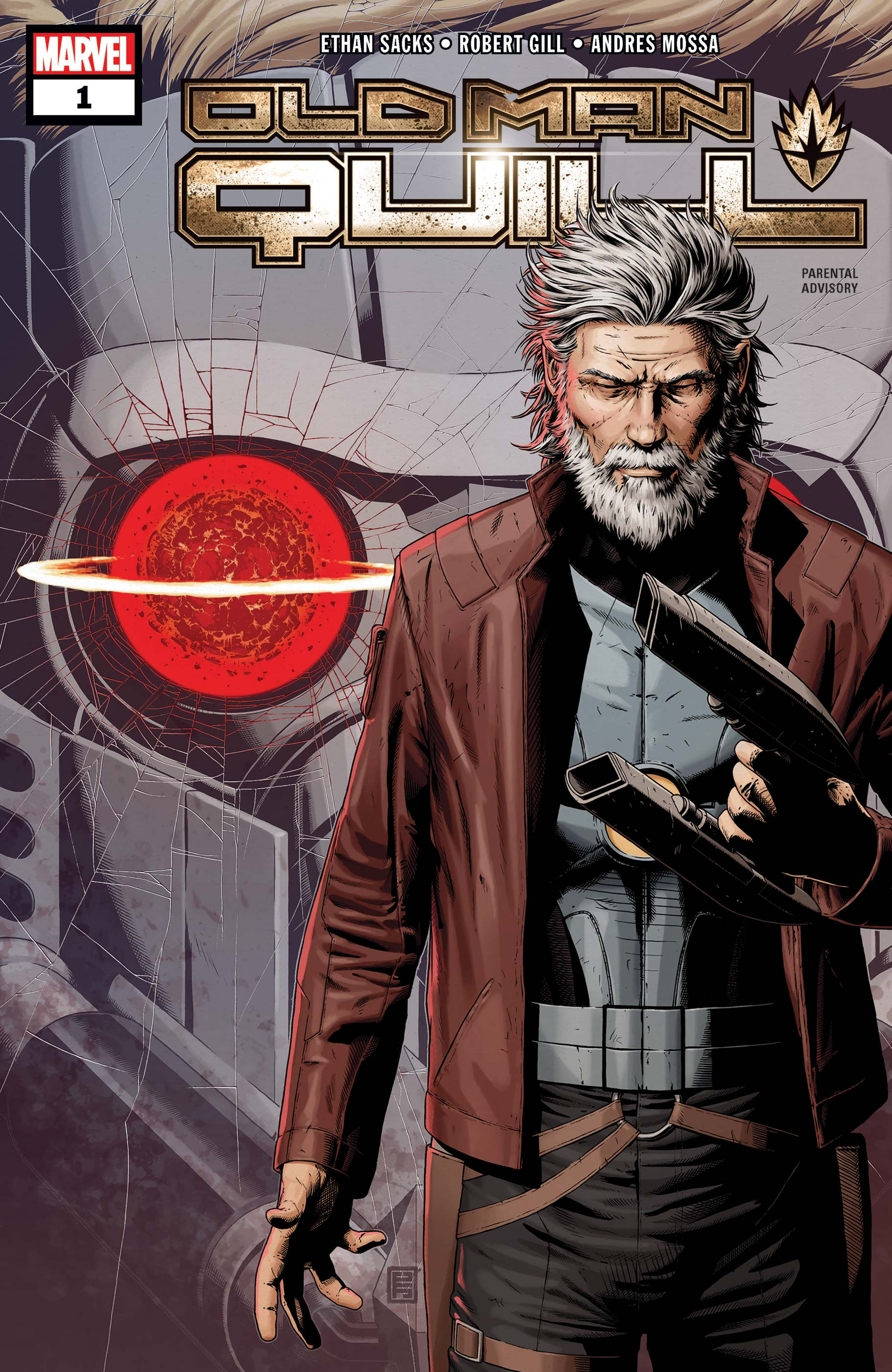 Old Man Quill (2019) #1