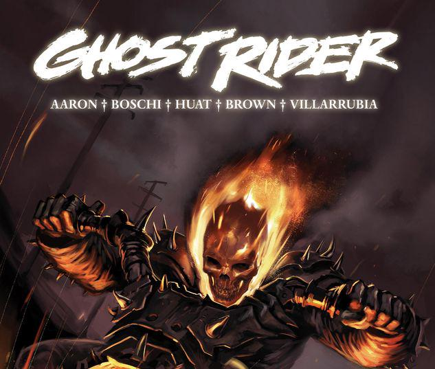 GHOST RIDER: THE WAR FOR HEAVEN BOOK 1 TPB #1
