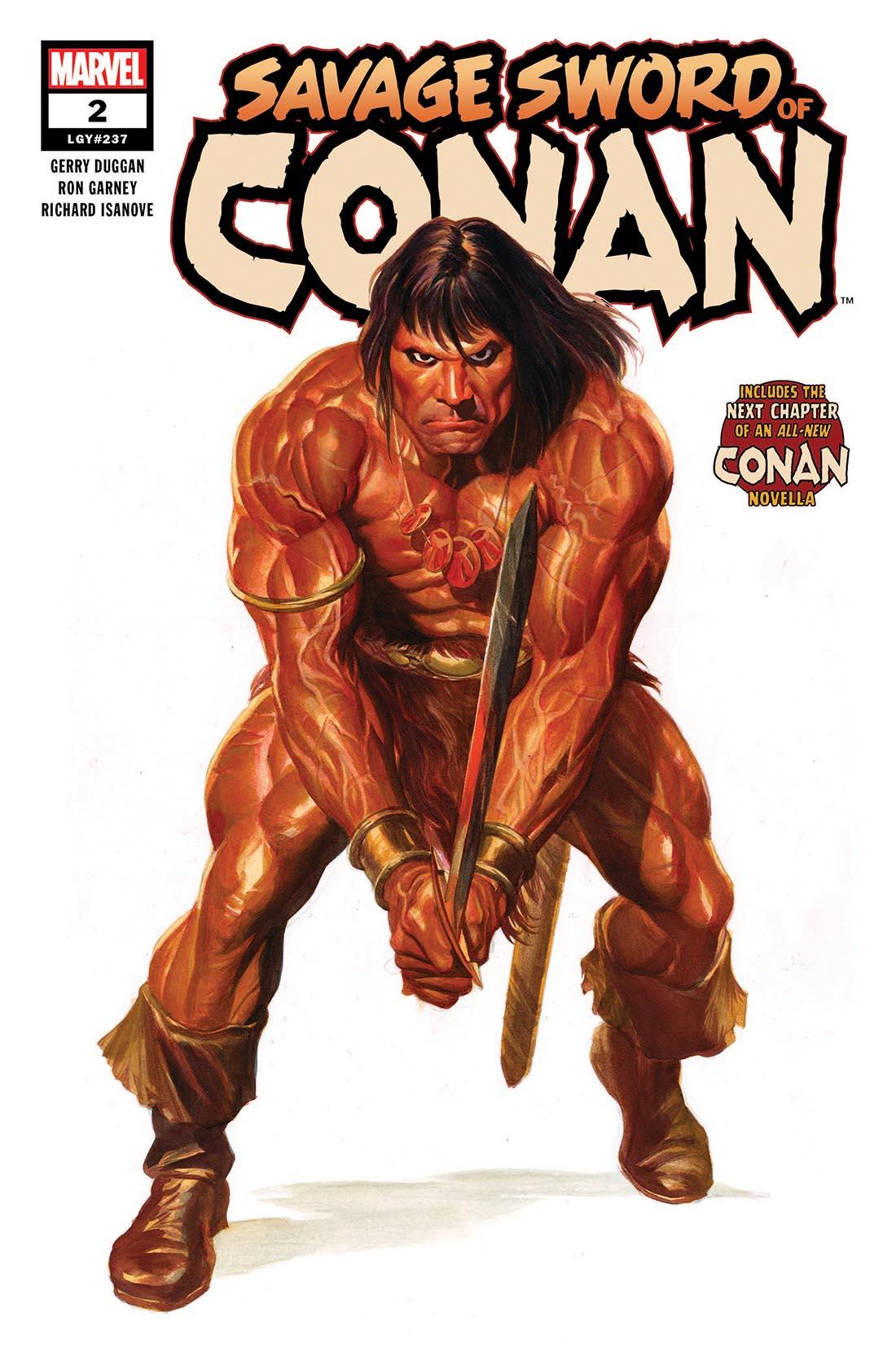 Savage Sword of Conan (2019) #2