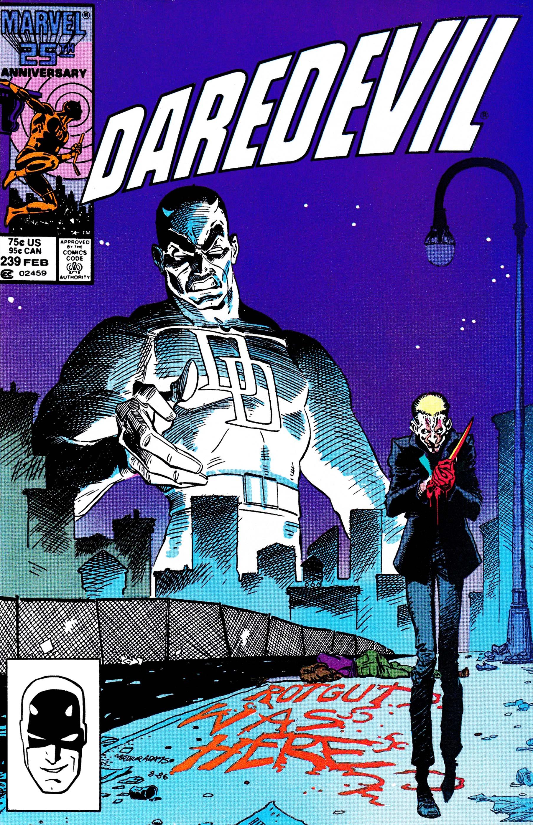 Daredevil (1964) #239