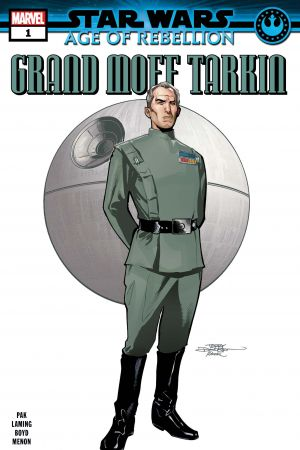Star Wars: Age Of Rebellion - Grand Moff Tarkin #1