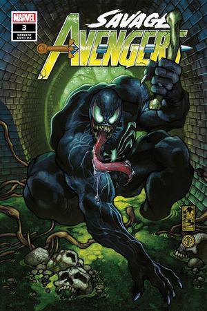 Savage Avengers #3  (Variant)