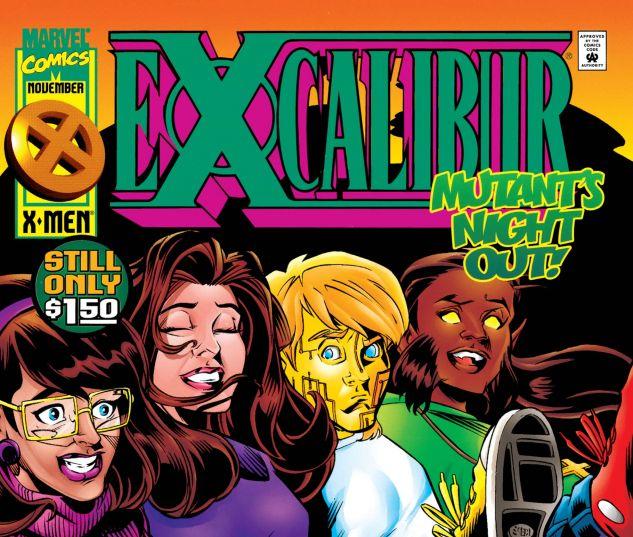 EXCALIBUR (1988) #91