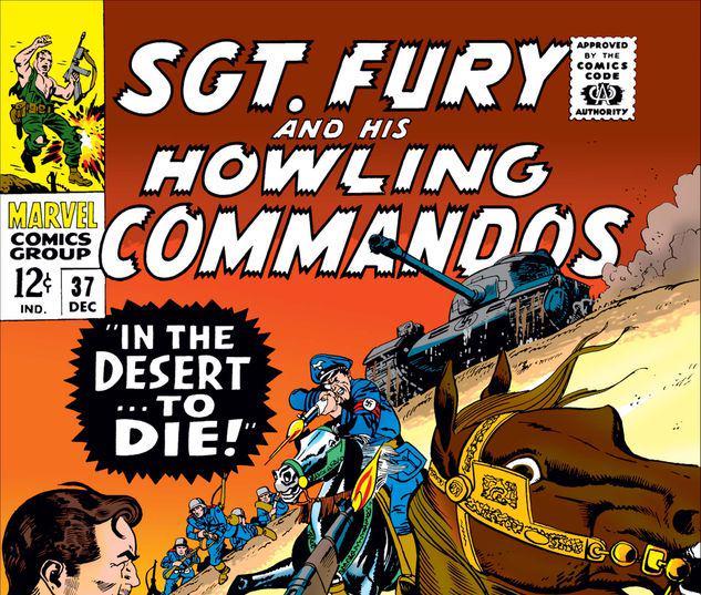 Sgt. Fury #37