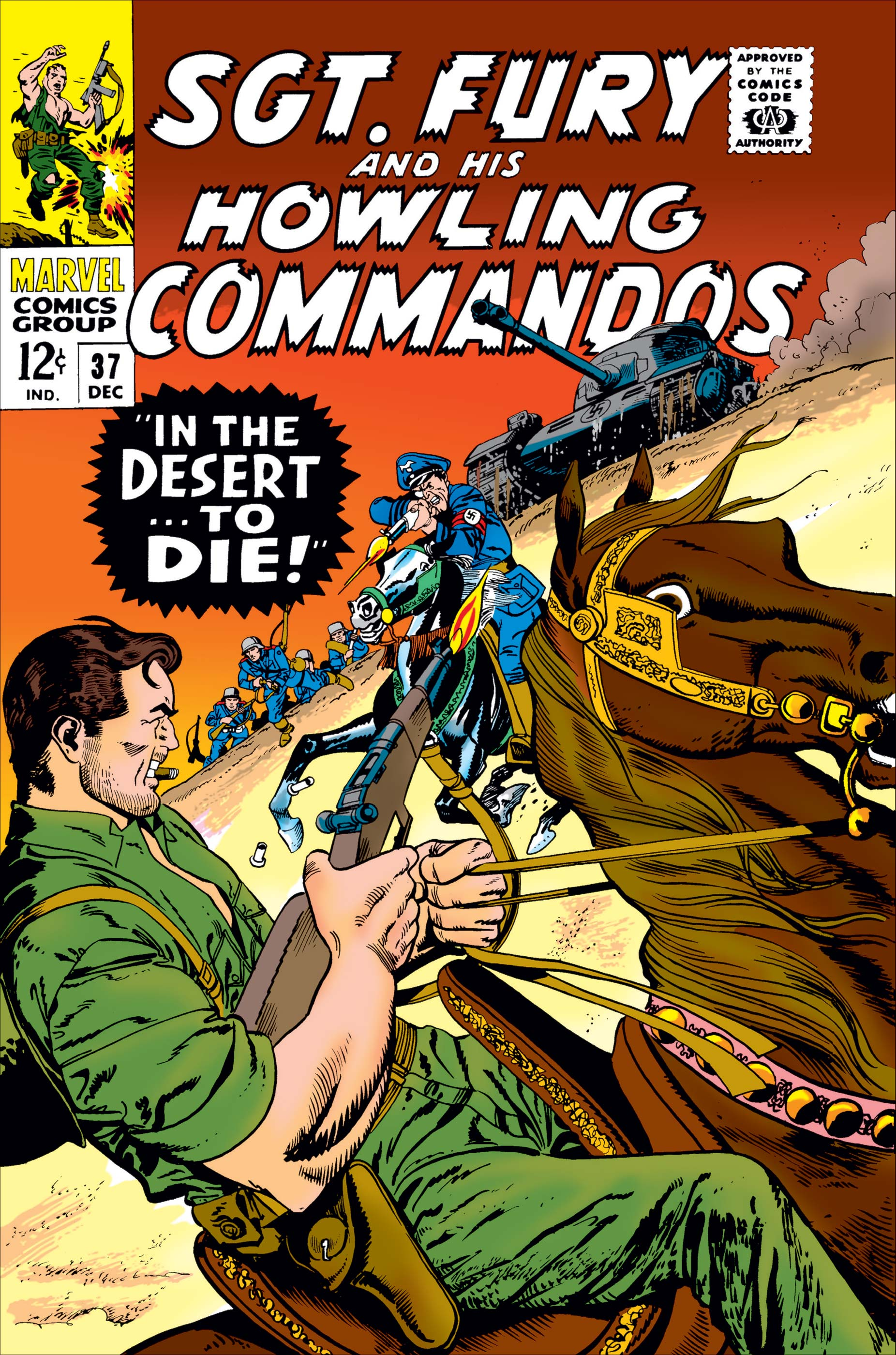 Sgt. Fury (1963) #37
