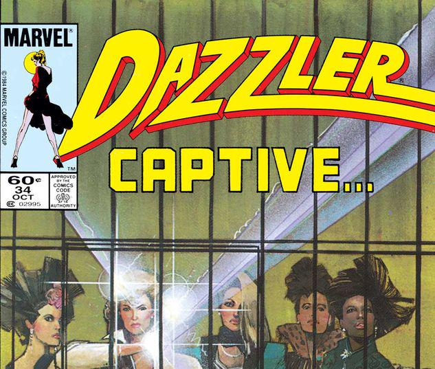 Dazzler #34