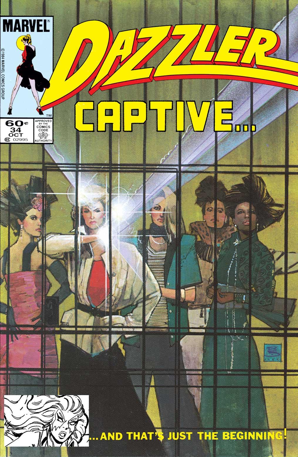Dazzler (1981) #34