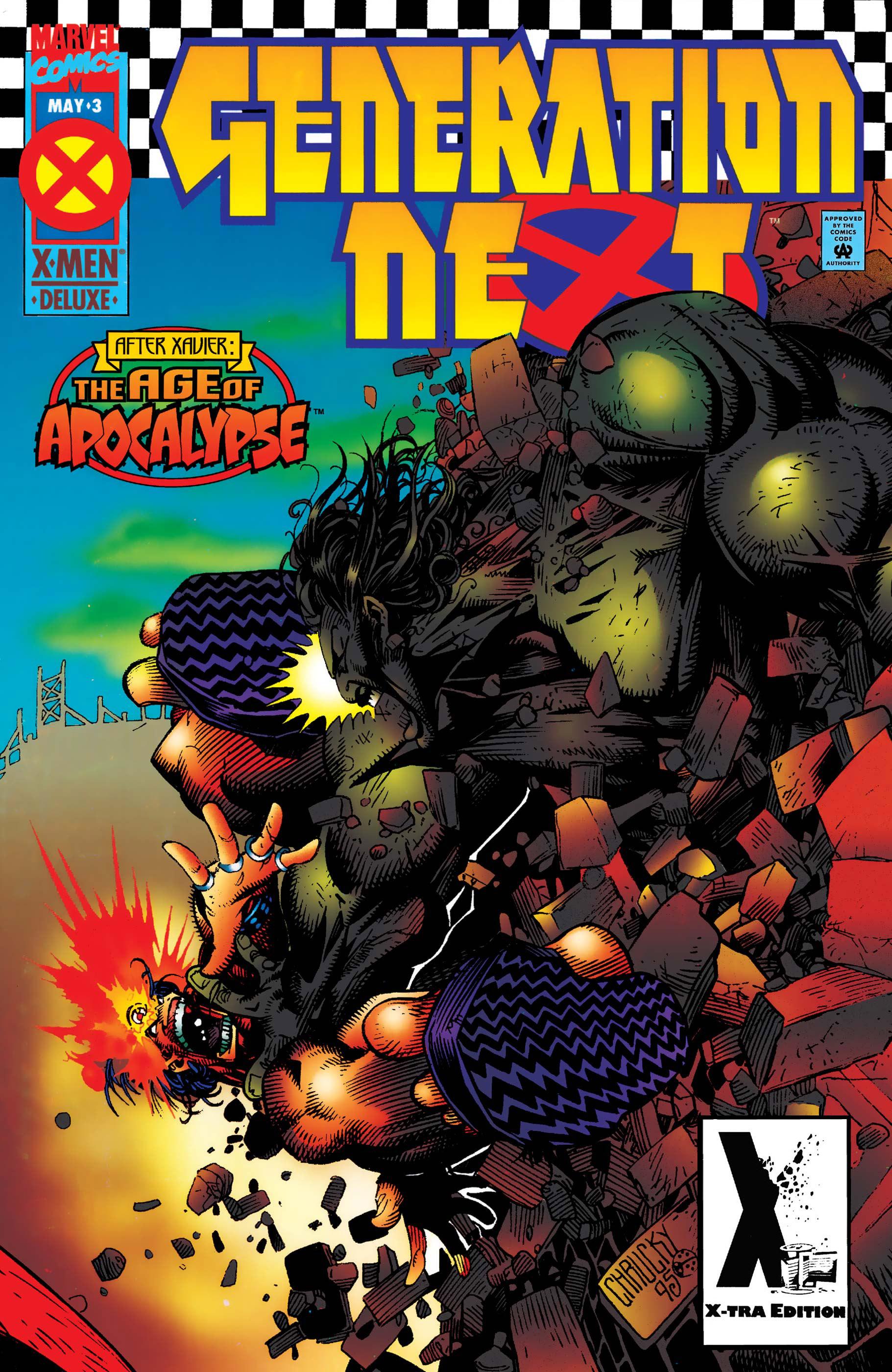 Generation Next (1995) #3