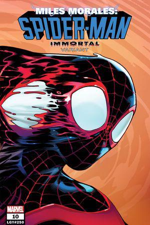 Miles Morales: Spider-Man (2018) #10 (Variant)