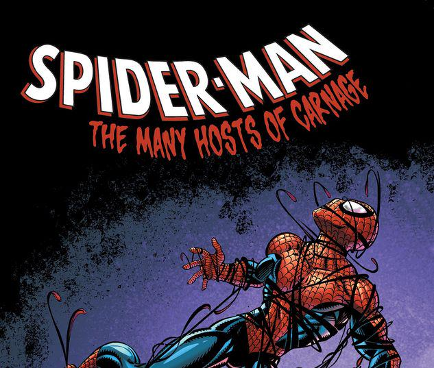 SPIDER-MAN: THE MANY HOSTS OF CARNAGE TPB #1