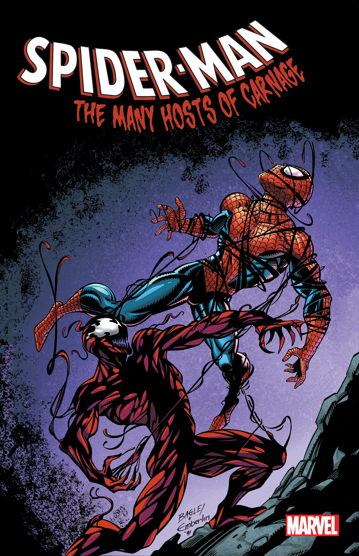 Spider-Man: The Many Hosts Of Carnage (Trade Paperback)