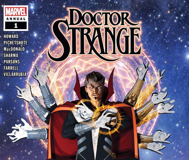 DOCTOR STRANGE ANNUAL 1 #1