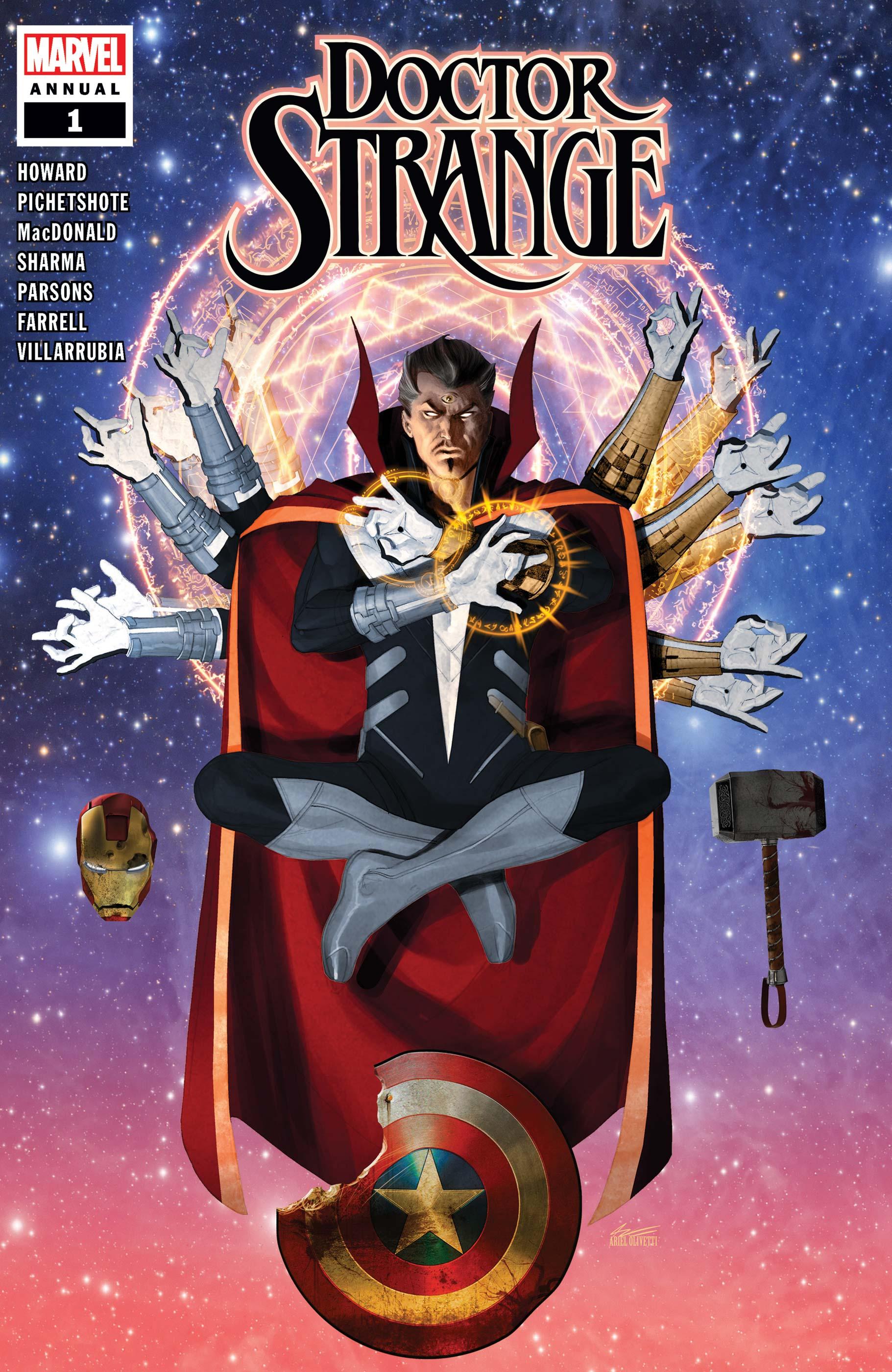 Doctor Strange Annual (2019) #1