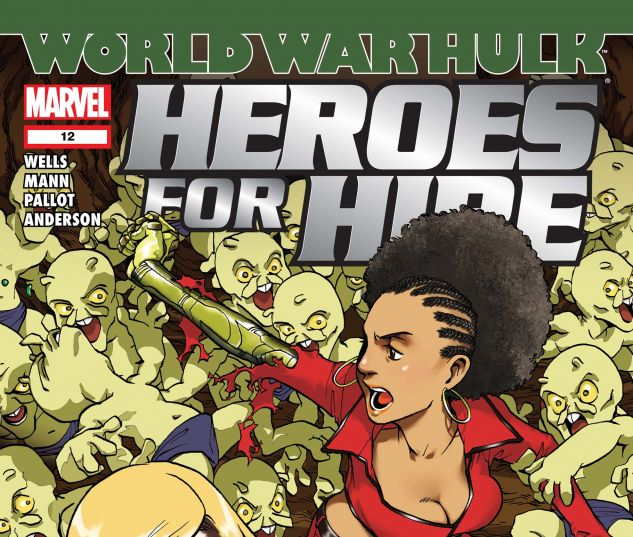 HEROES FOR HIRE (2006) #12