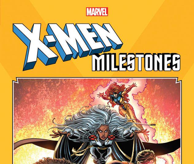 X-MEN MILESTONES: FATAL ATTRACTIONS TPB #1