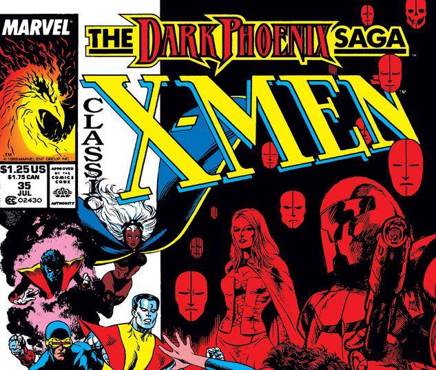 Classic X-Men #35