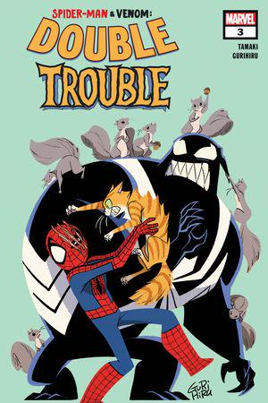 Spider-Man & Venom: Double Trouble #3