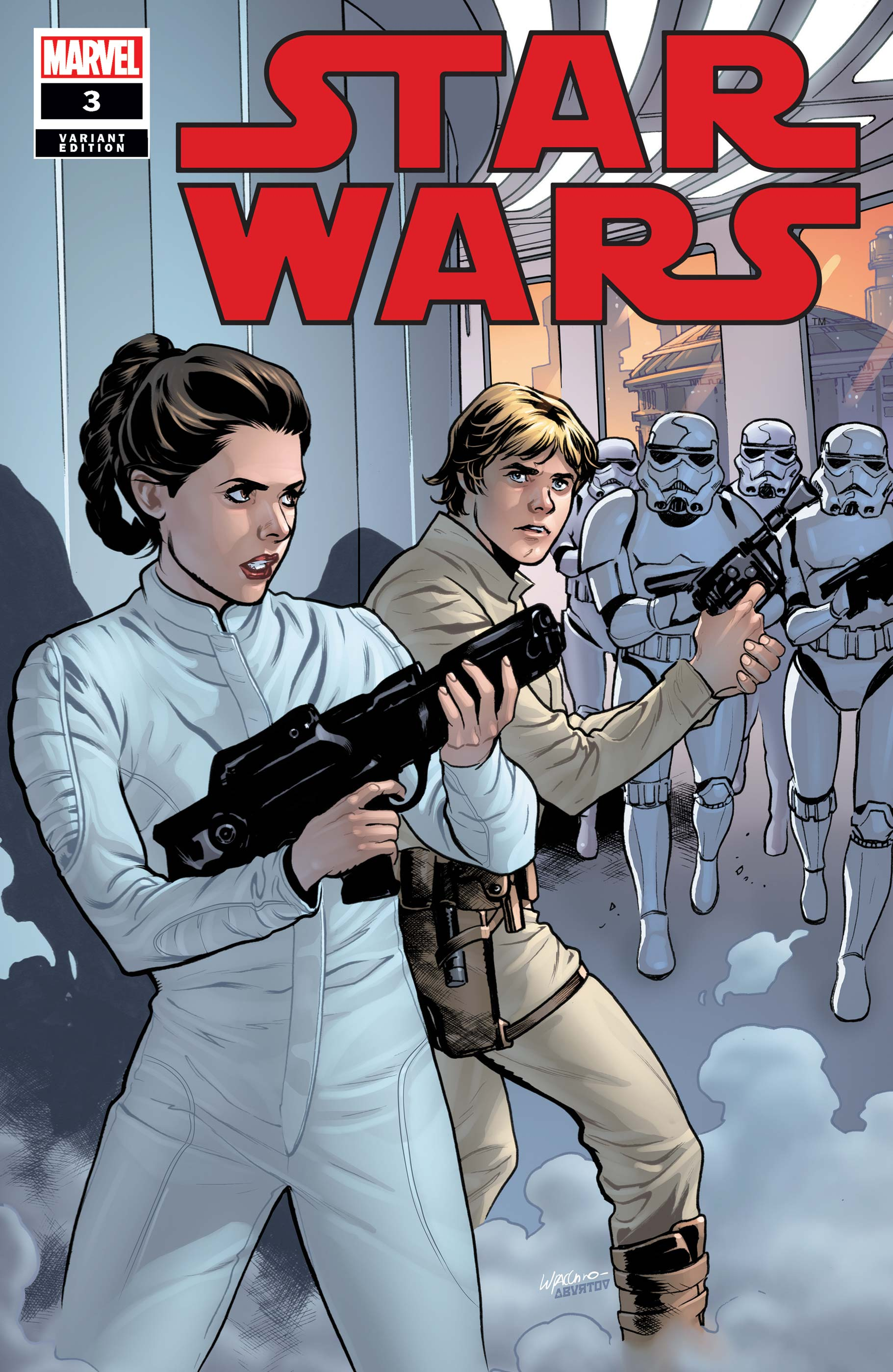 Star Wars (2020) #3 (Variant)