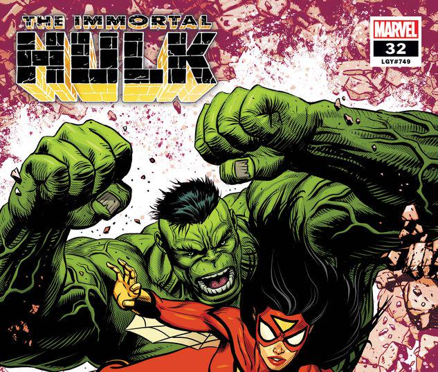 Immortal Hulk #32