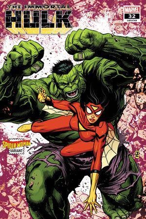 Immortal Hulk (2018) #32 (Variant)