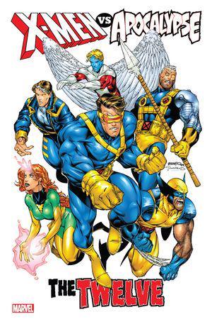 X-Men Vs. Apocalypse Vol. 1: The Twelve (Trade Paperback)