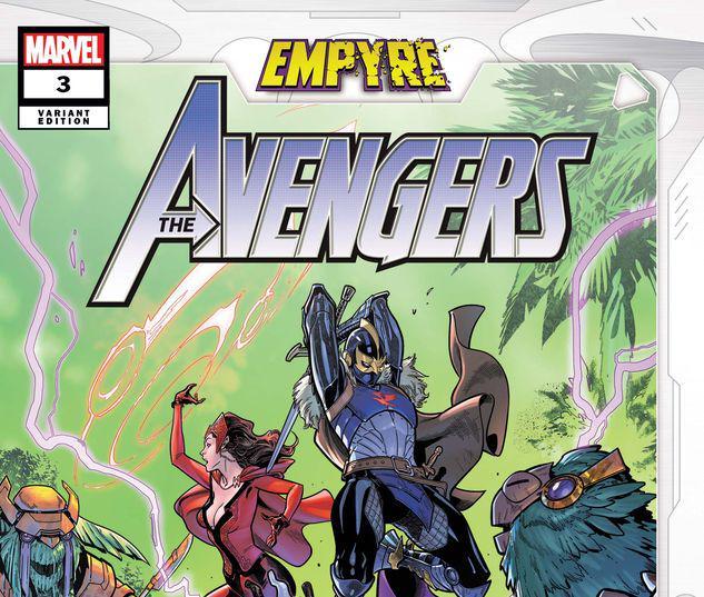 Empyre: Avengers #3