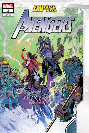 Empyre: Avengers (2020) #3 (Variant)