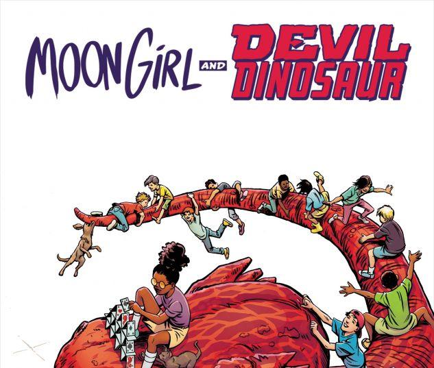 Moon Girl and Devil Dinosaur Infinite Comic (2019) #14