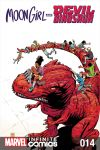 Moon Girl and Devil Dinosaur Infinite Comic (2019) #14