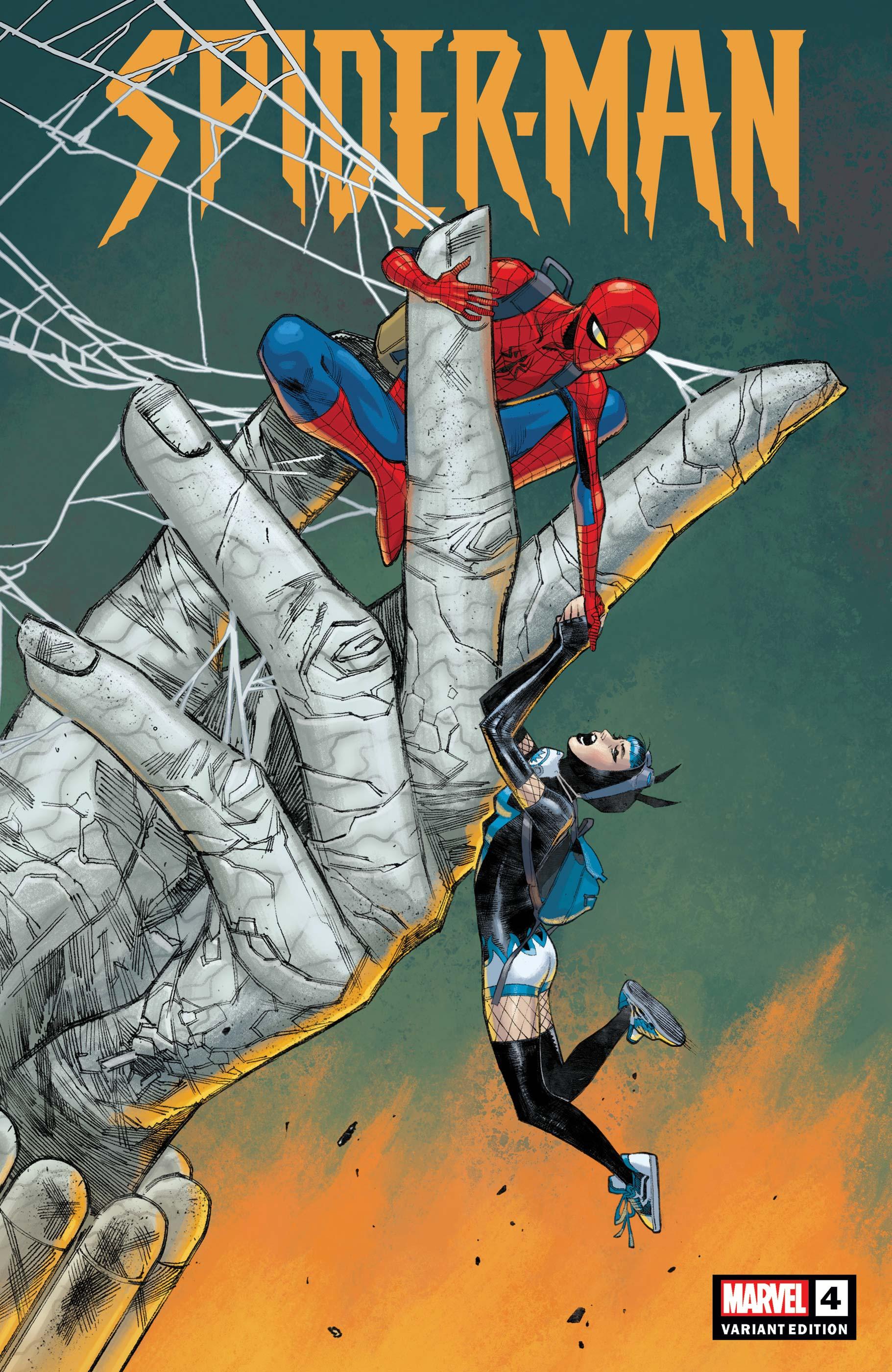 Spider-Man (2019) #4 (Variant)