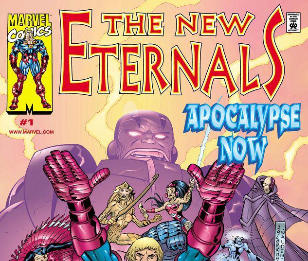 NEW ETERNALS: APOCALYPSE NOW 1 #1