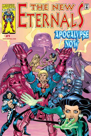 New Eternals: Apocalypse Now (2000) #1
