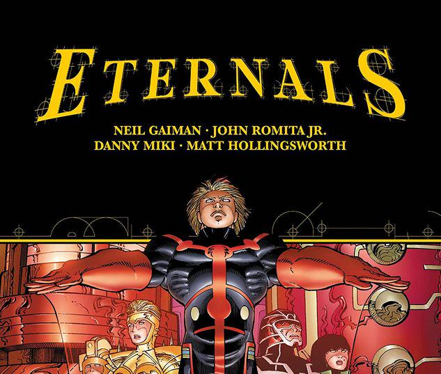 Eternals by Gaiman & Romita Jr. #1