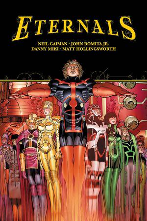 Eternals by Gaiman & Romita Jr. (Hardcover)