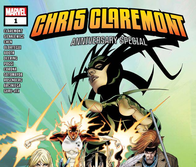 Chris Claremont Anniversary Special  #1