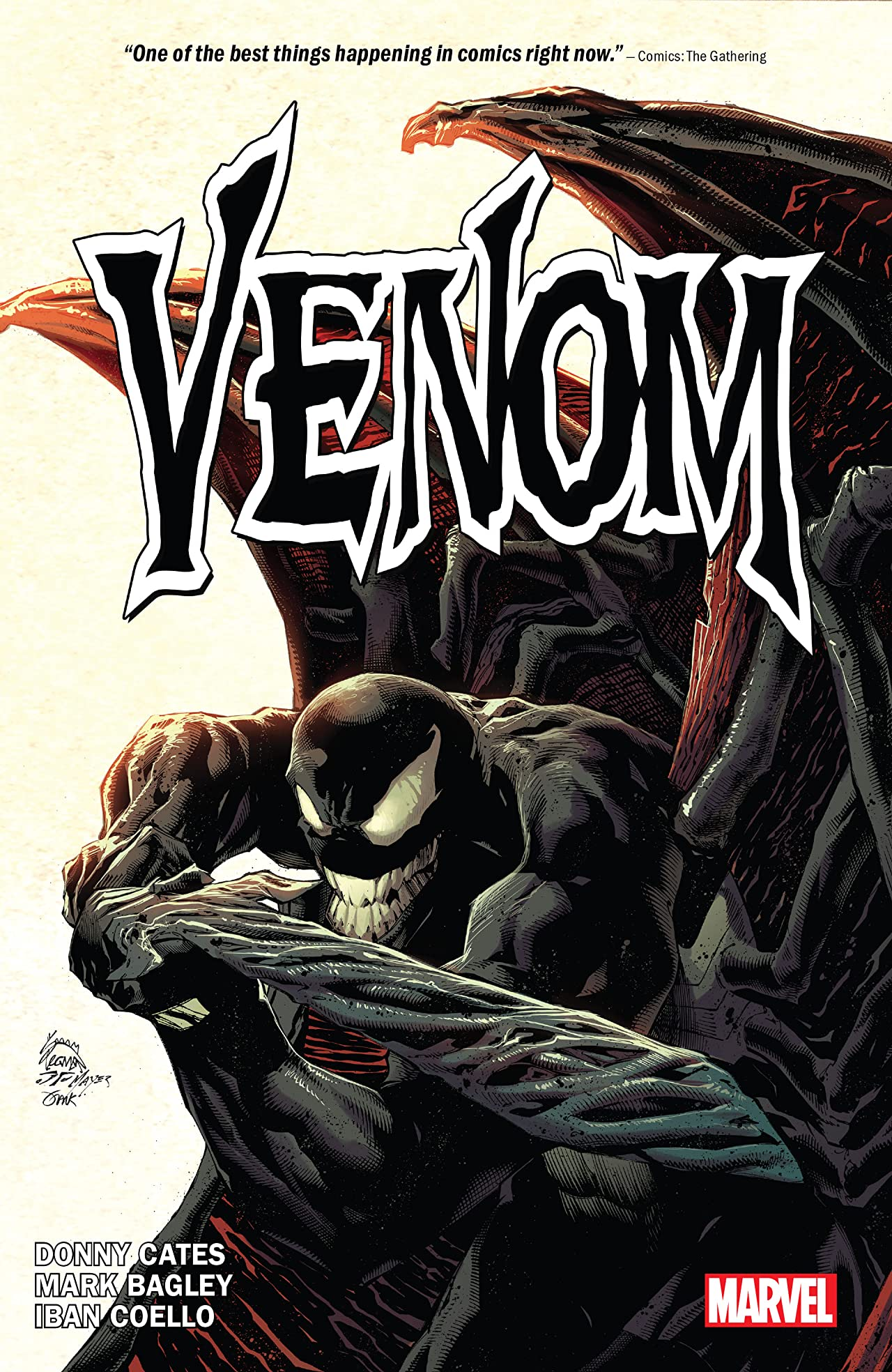 Venom by Donny Cates Vol. 2 (Hardcover)