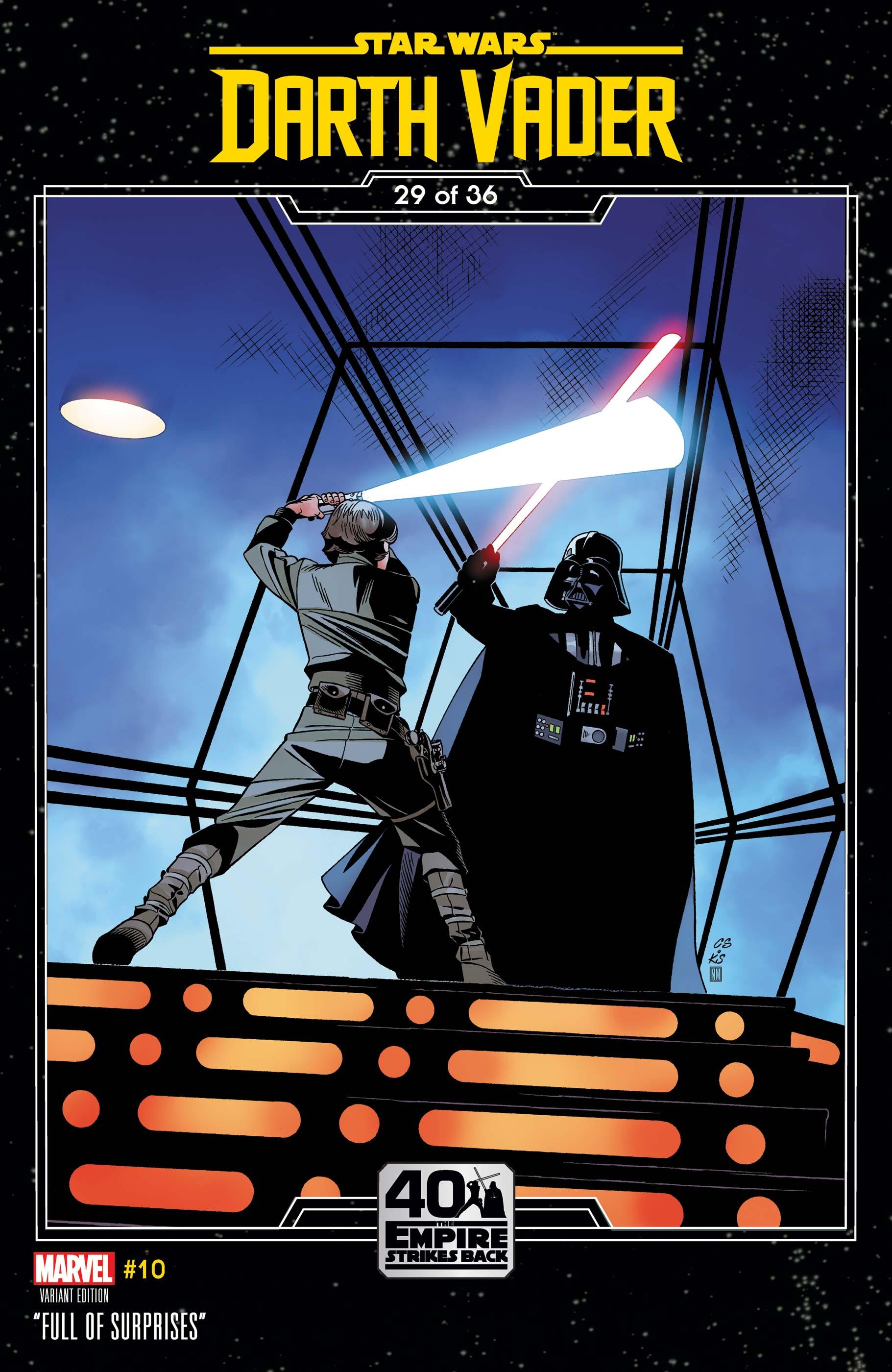 Star Wars: Darth Vader (2020) #10 (Variant)