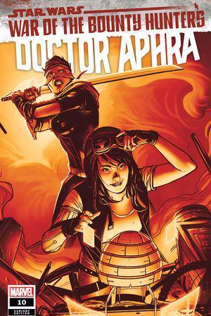 Star Wars: Doctor Aphra (2020) #10 (Variant)