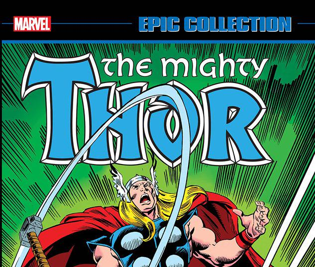 THOR EPIC COLLECTION: THE FINAL GAUNTLET TPB #1