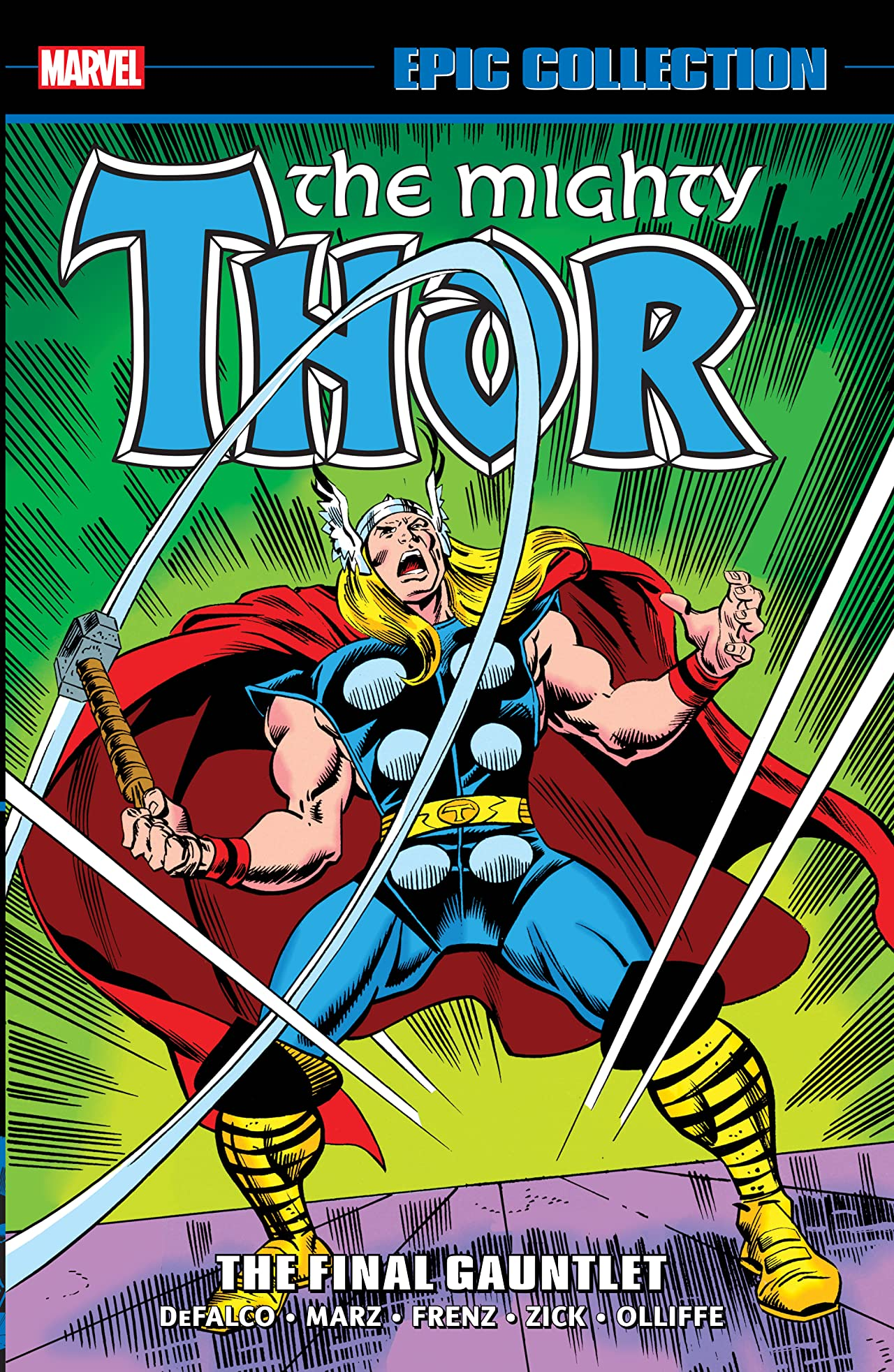 THOR EPIC COLLECTION: THE FINAL GAUNTLET TPB (Trade Paperback)