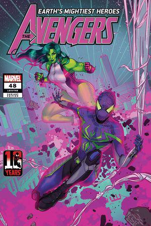 Avengers #48  (Variant)