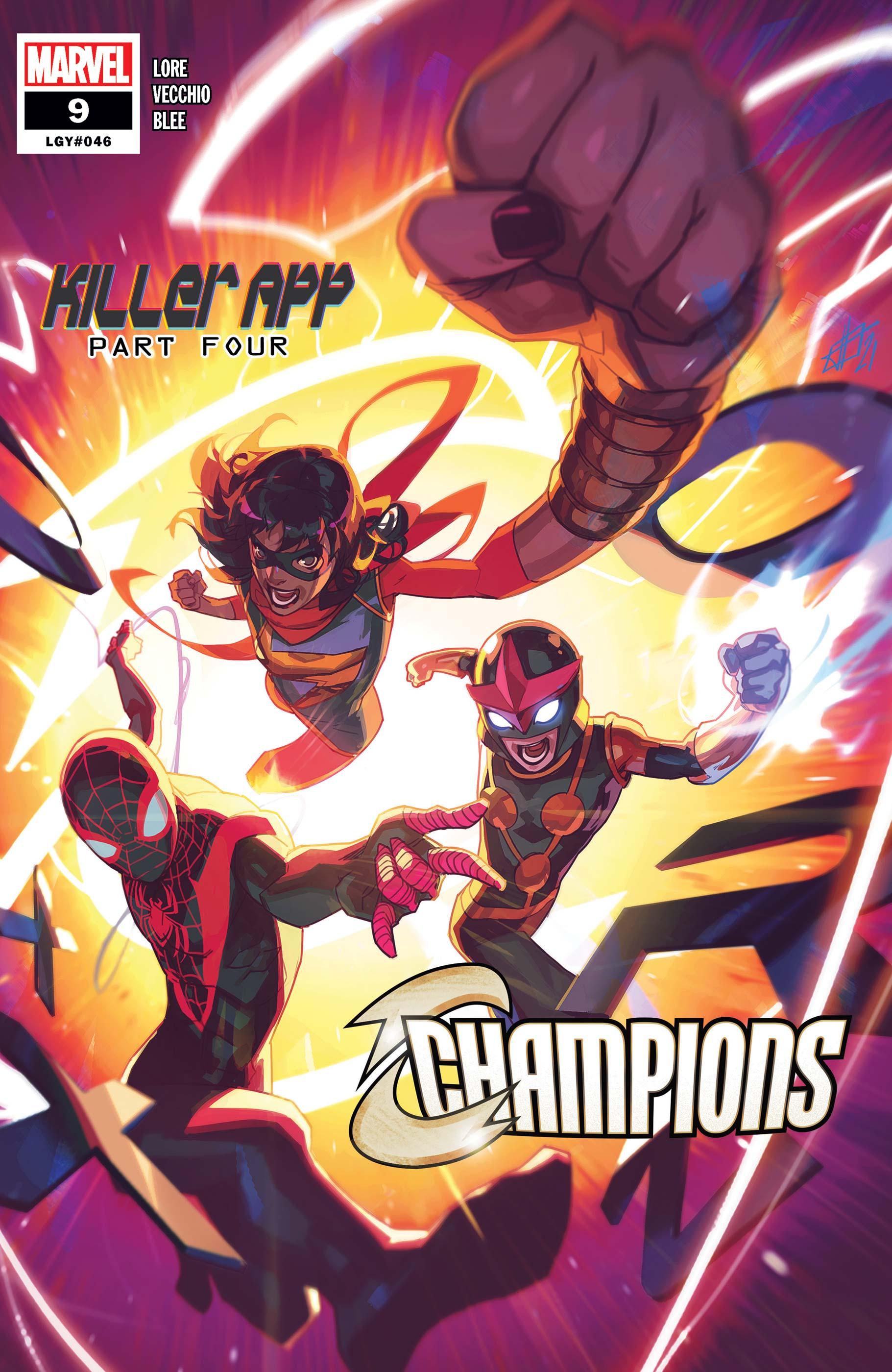 Champions (2020) #9