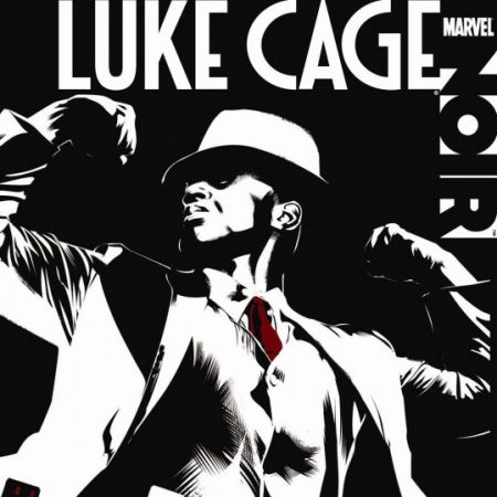 Luke Cage Noir Premiere (Hardcover)