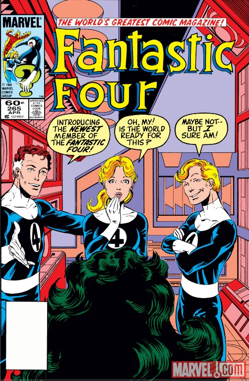 Fantastic Four (1961) #265