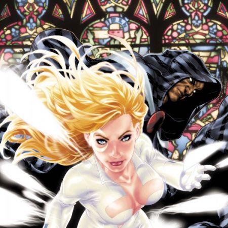 Cloak & Dagger (2010) #1 cover by Mark Brooks